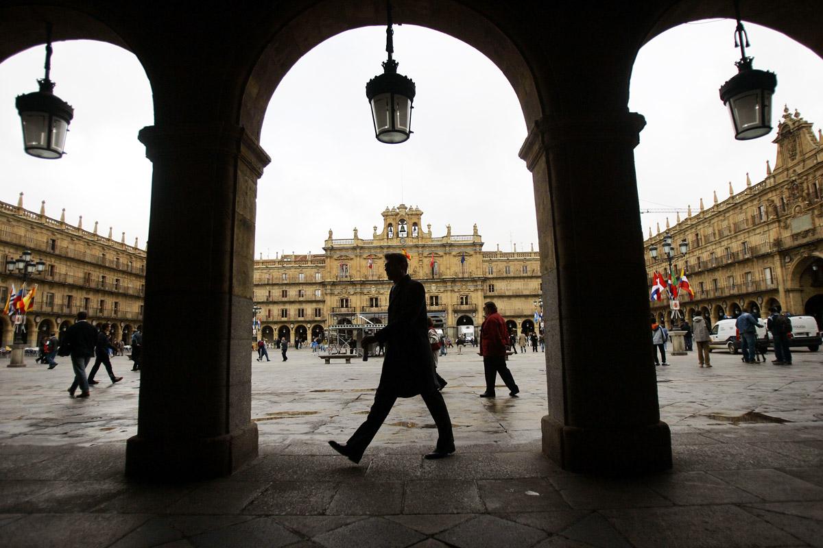 Salamanca, Universidad. 800 años de la Universidad de Salamanca