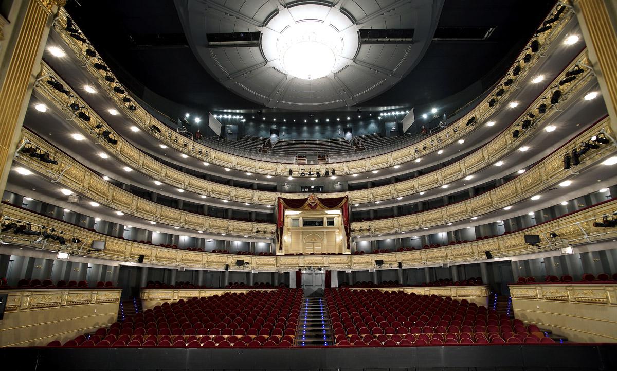 Teatro Realfoto JavierdelReal. Madrid y los 200 años del Teatro Real