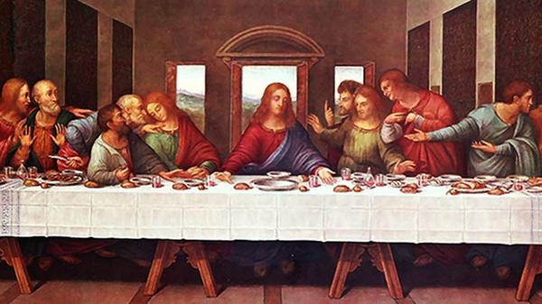 Caracteristicas Del Cuadro La Ultima Cena De Leonardo Da Vinci