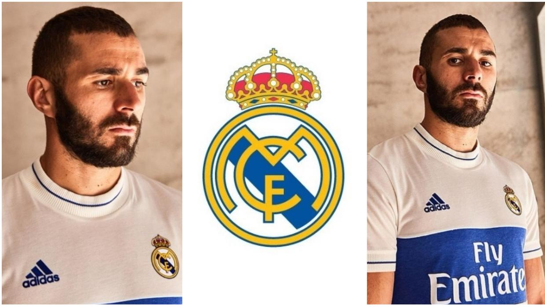 Los fans del Real Madrid y coleccionistas de camisetas deportivas ya tienen  un nuevo objeto de deseo. El equipo merengue ha lanzado junto a Adidas una  nueva ... d4394b5141bb7