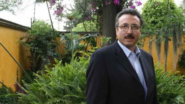 Andrés Blaisten.