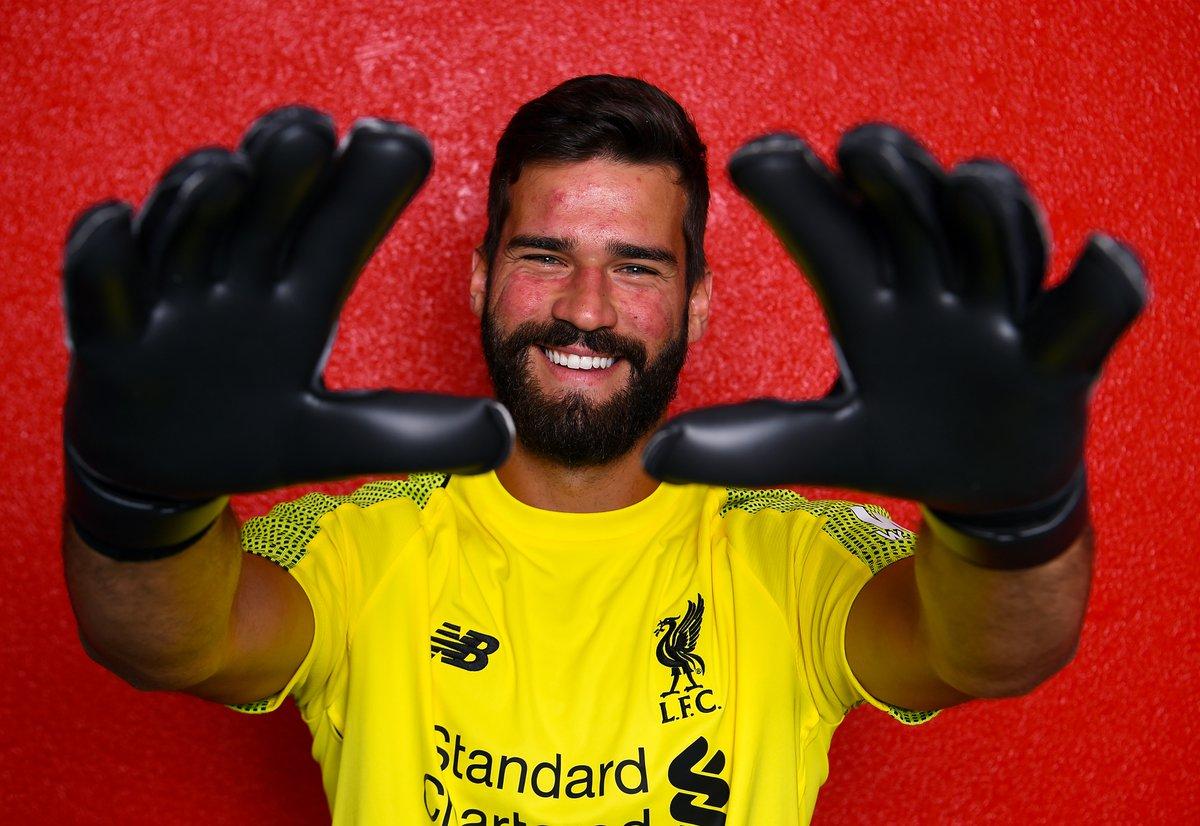 El Liverpool paga 73 millones por Alisson