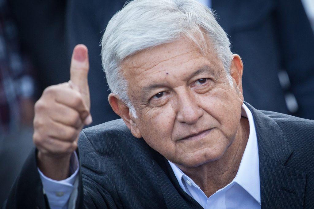 ¡Solidario! Presidente de México anuncia Visas de Trabajo a hondureños que salen del país en busca de una mejor vida