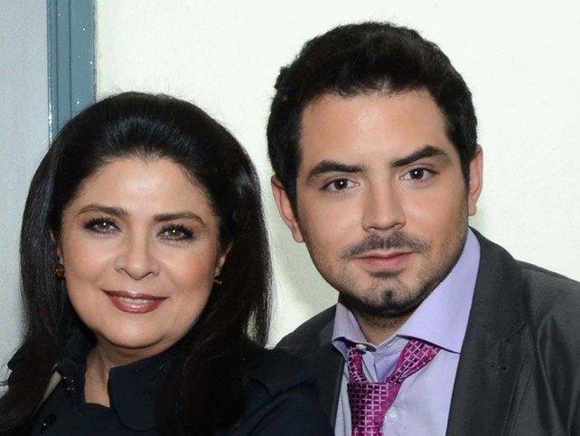 Victoria Ruffo trabajaría con Eugenio Derbez bajo esta condición