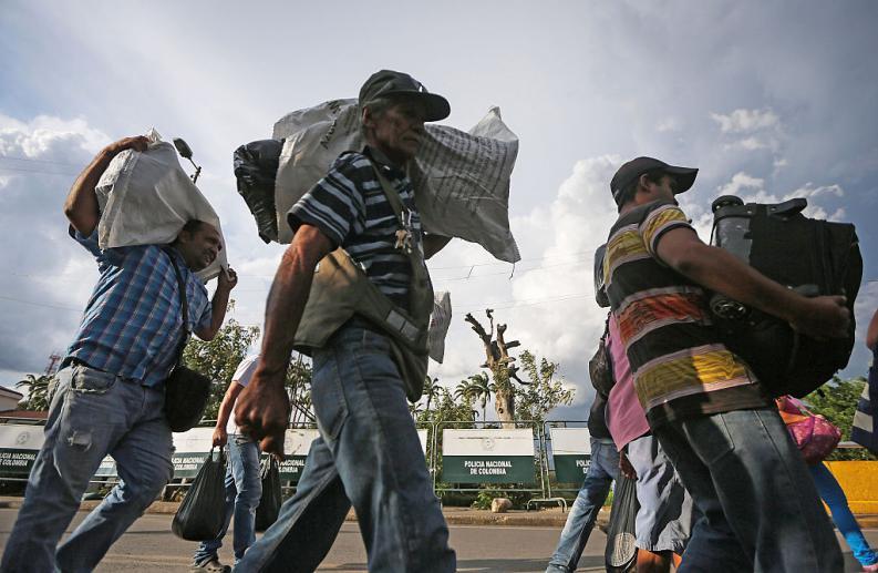 Acuerdos alcanzados para afrontar la migración de venezolanos