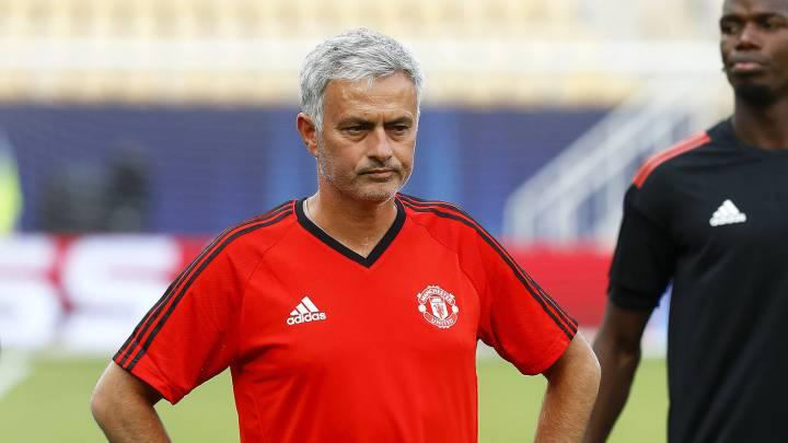 Pogba y Mourinho discutieron en el entrenamiento