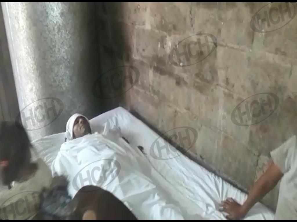 ¡A Machetazos! matan a joven en el Barrio Toronjal en Catacamas #Olancho