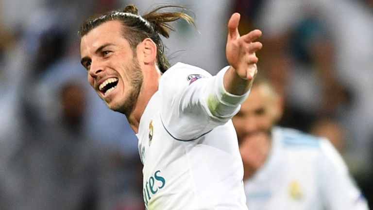 Zidane, Cristiano Ronaldo, futuro... Las confidencias de Gareth Bale