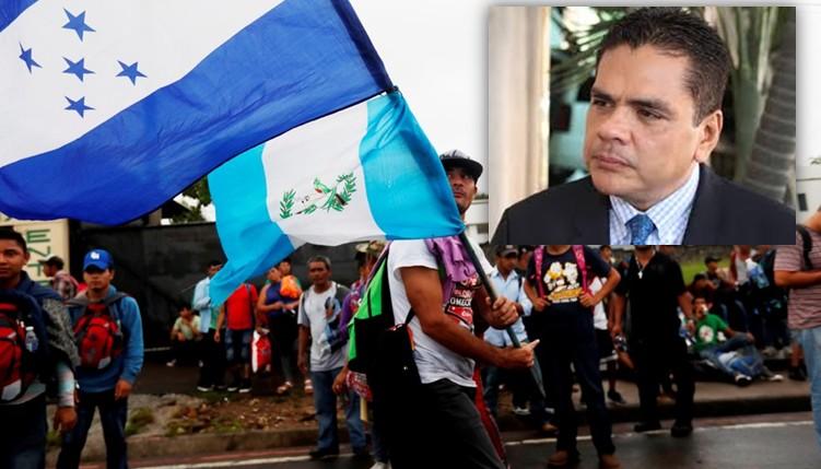 """""""Quienes no soliciten asilo, inmediatamente serán migrantes irregulares"""": Alden Rivera"""