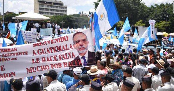 Gobierno de Guatemala niega visas a investigadores de CICIG