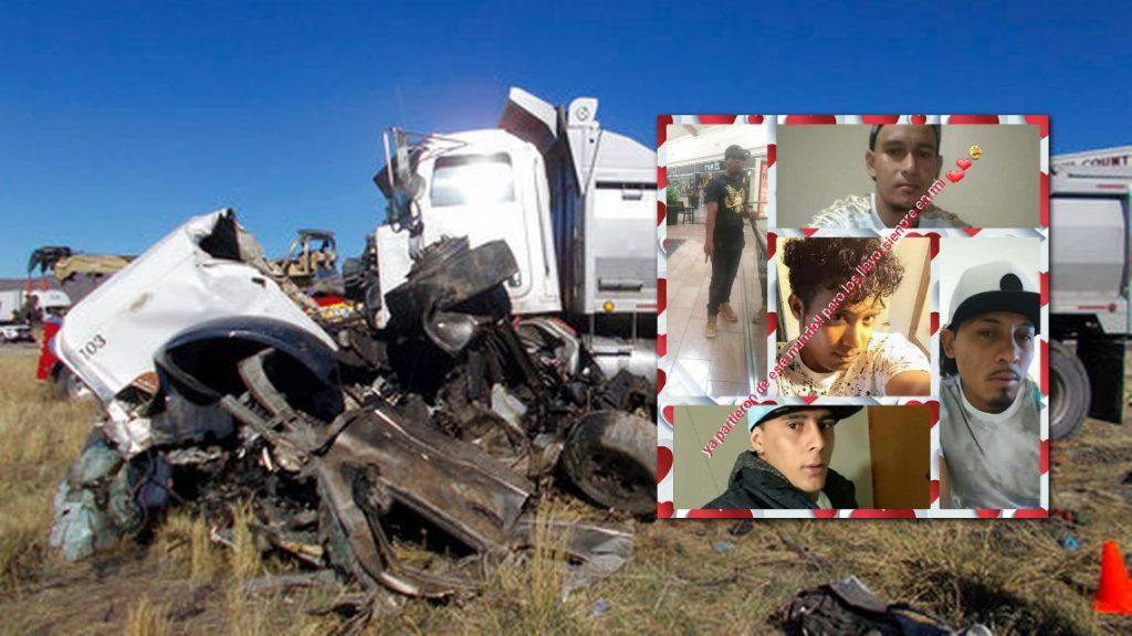 Cinco hondureños fallecen en accidente de tránsito en EEUU
