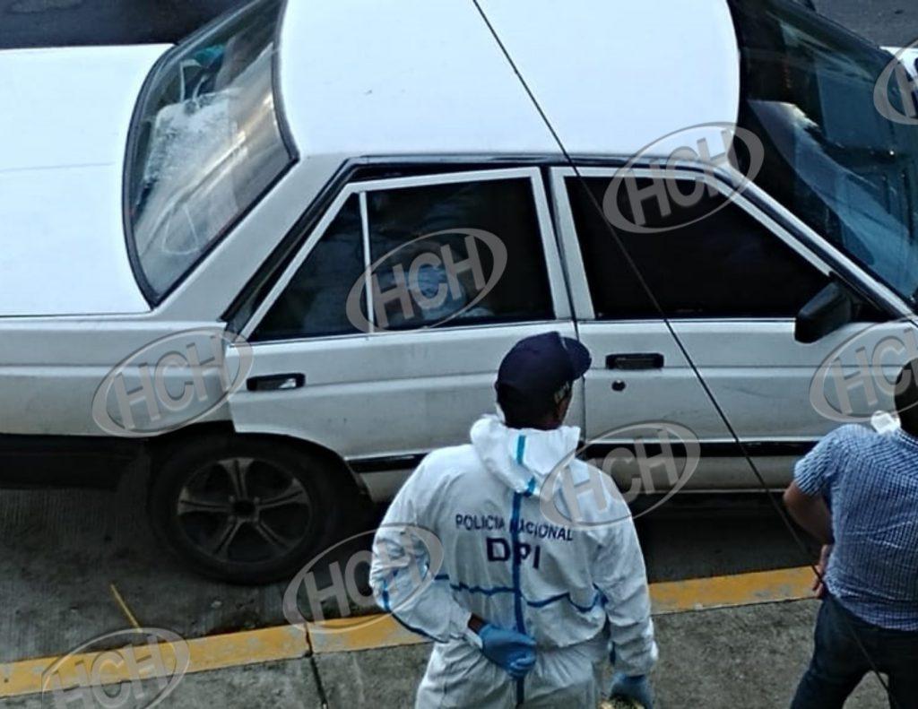 Sicarios tirotean a una persona y murió en la posta del Durazno mientras era trasladado al HEU