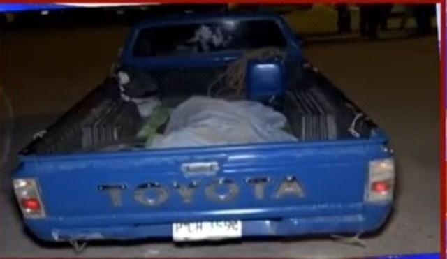 Árbol cae y mata a un hombre en el Chagüite Grande, San Antonio, Comayagua