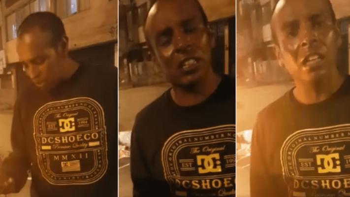 Le vendieron harina por cocaína y denunció el hecho con la policía