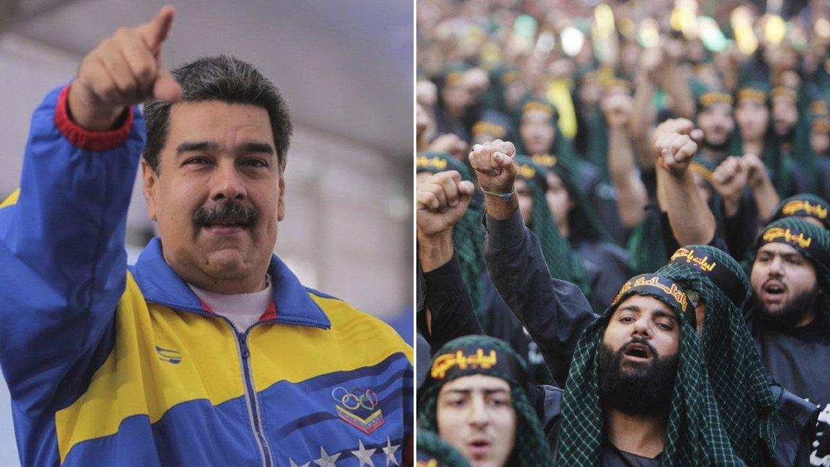 Grupo Hezbolá expresó su respaldo a Nicolás Maduro