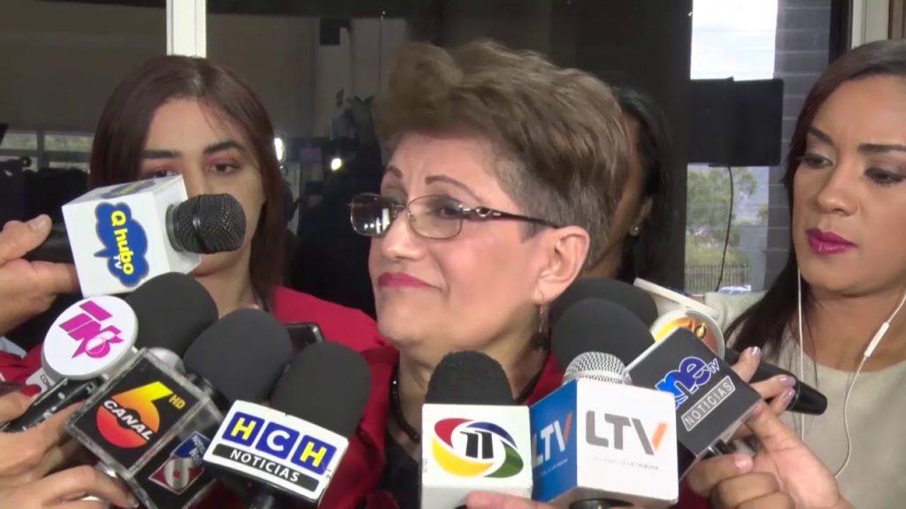 María Luisa Borjas es condenada a dos años y ocho meses de reclusión