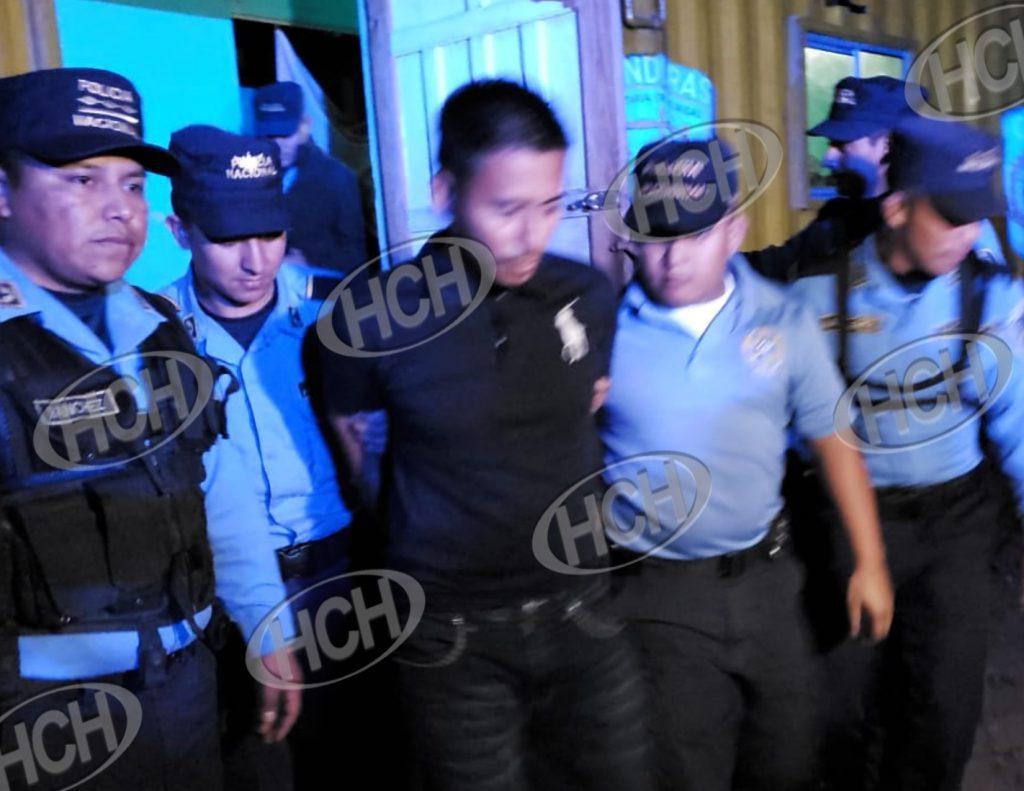 Detienen a otra persona acusada de extorsión quien viajaba en la #CaravanaMigrante
