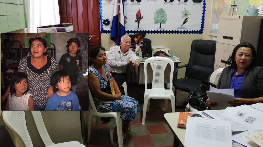 ¡ Pronta solución ! Tras denuncia en HCH, capitalina logró matricular a sus hijos excluidos por falta de recursos
