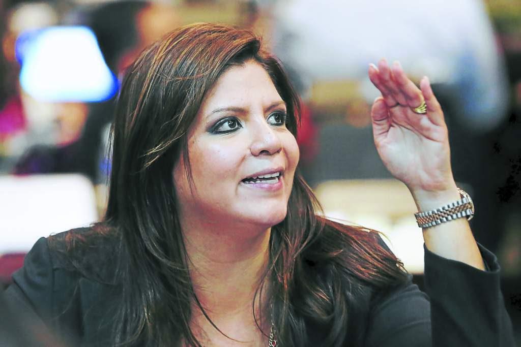 """""""La mentira corre pero la verdad la alcanza"""", Lena Gutierrez sobre caso Astropharma"""