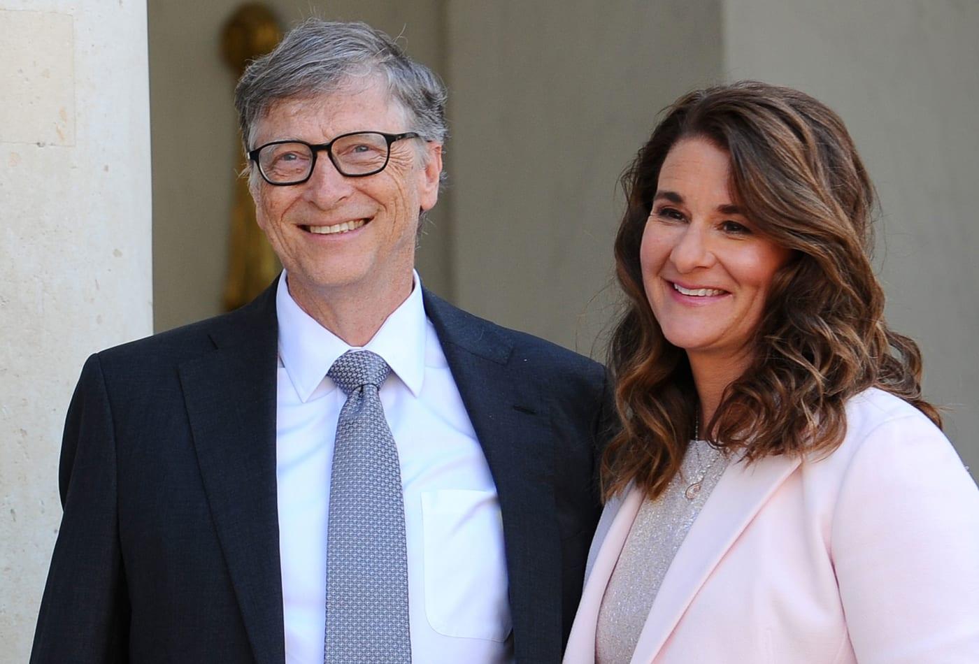Bill y Melinda Gates donan 100 millones de dólares para la lucha contra el  #coronavirus | HCH.TV