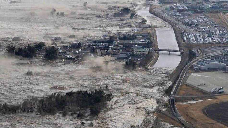 El sismo más devastador de Japón, duró 6 minutos