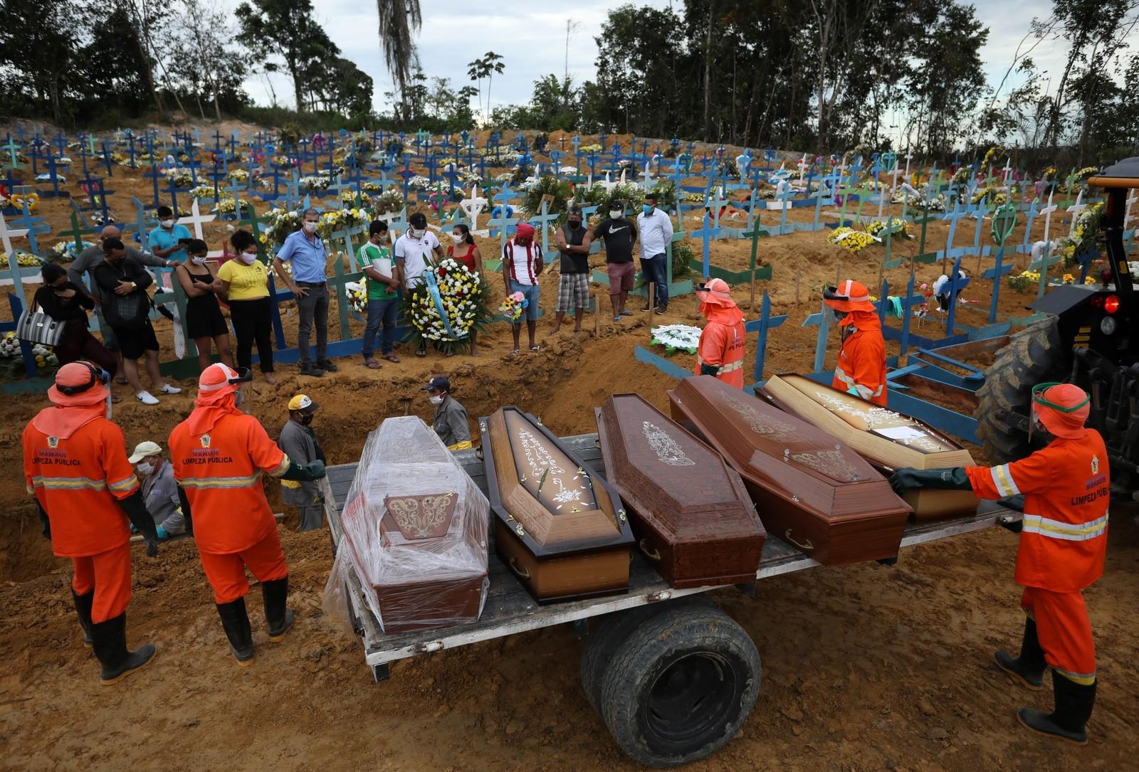 Brasil es el segundo país con más muertes por #coronavirus en el ...