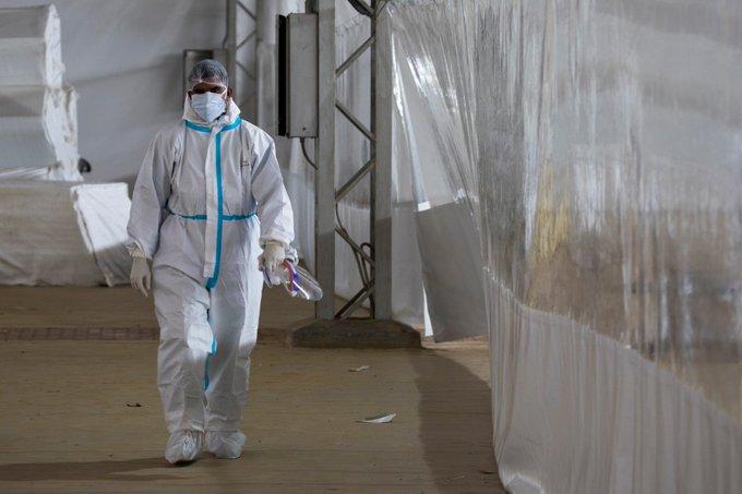 Covid-19 ha provocado más de 538 mil muertos en el mundo