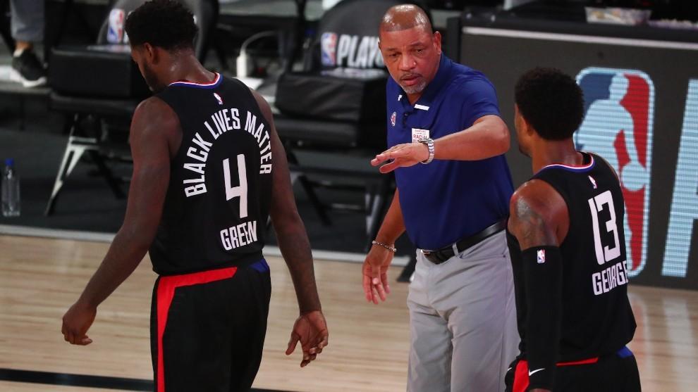 Doc Rivers deja de ser entrenador de los Clippers