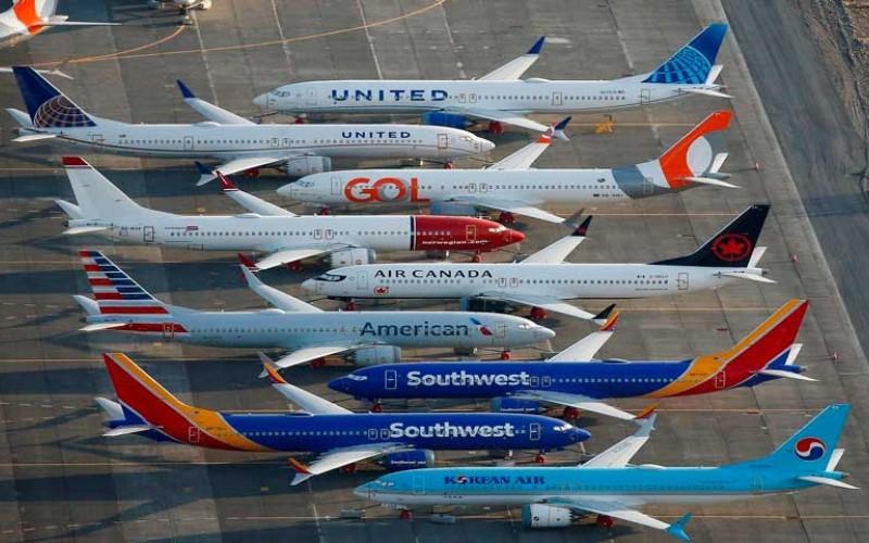 Pérdidas de aerolíneas de EEUU en 2020 llegan a 35 mil millones de dólares    HCH.TV